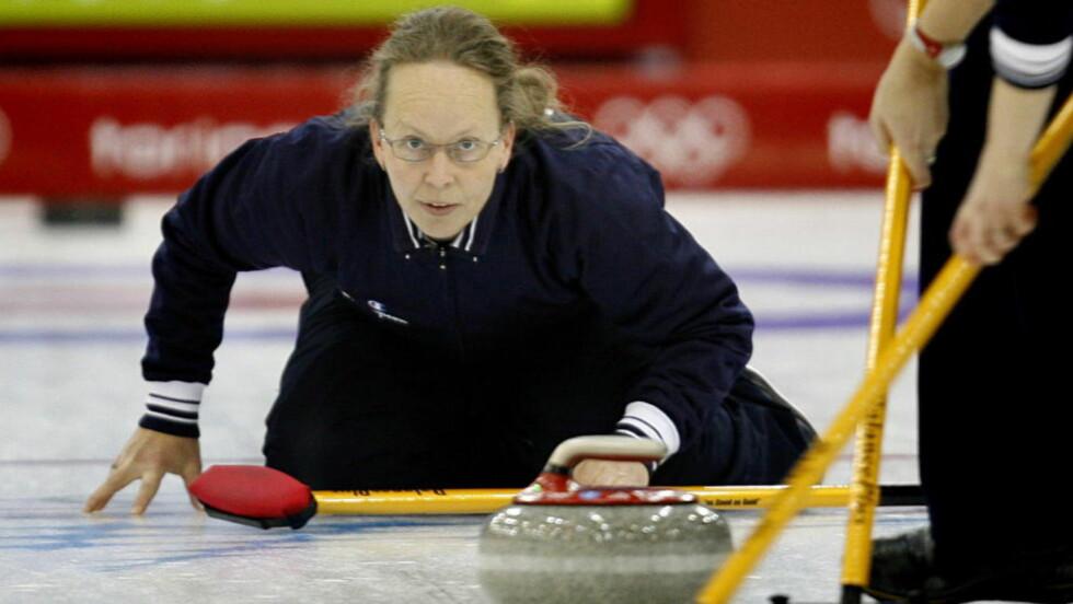 MAMMA: Den tidligere curling-dronninga Dordi Nordby har blitt mamma - i en alder av 50 år. Foto: Hans A. Vedlog/Dagbladet