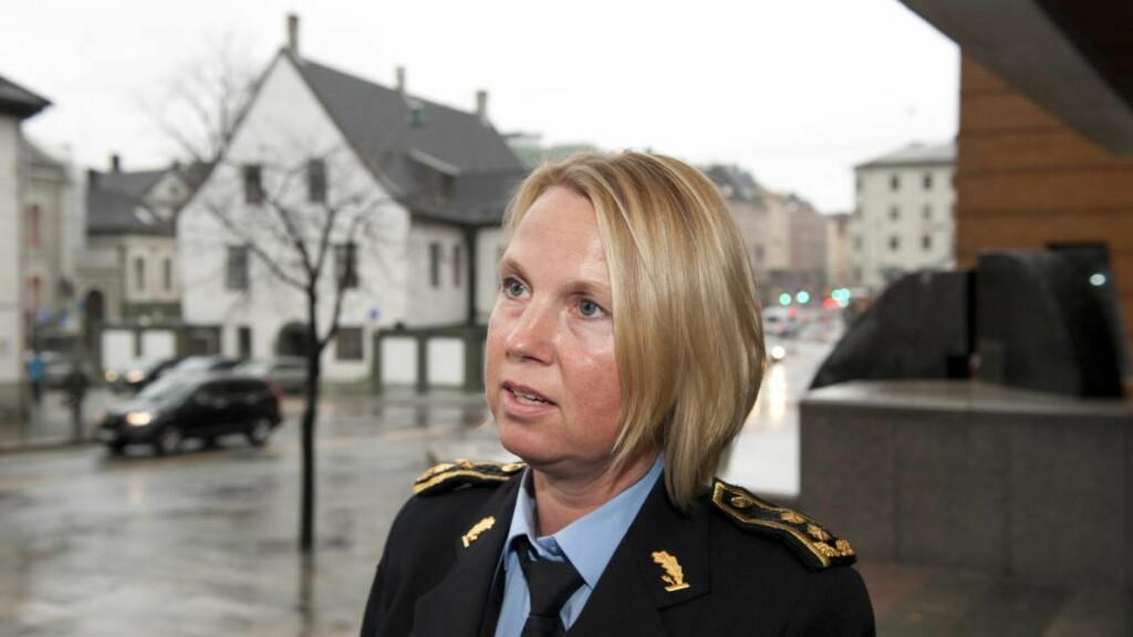 GÅR GJENNOM SAKEN PÅ NYTT:  Politiadvokat Janne Ringset Heltne i Hordaland politidistrikt.  Foto: Tor Erik H. Mathiesen