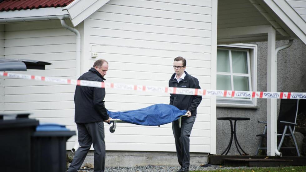 ERKJENNER Å HA DREPT: En 15 år gammel jente erkjenner drapet på en ansatt ved en barnevernsinstitusjon i natt. Foto: Benjamin A. Ward / Dagbladet