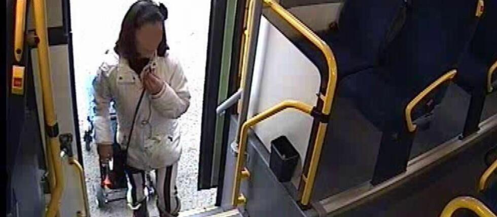 - DREPT: Politiet vil ikke gå ut med navn eller ytterligere opplysninger, men mener det er denne kvinnen som ble funnet død, trolig drept, på Hamar. Foto: Politiet