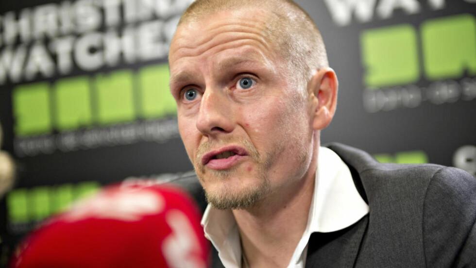 GAME OVER: Michael Rasmussen og hans Christina Watches-Kuma er nå historie. Det får det danske sykkelforundet skylda for.. REUTERS/Henning Bagger/Scanpix