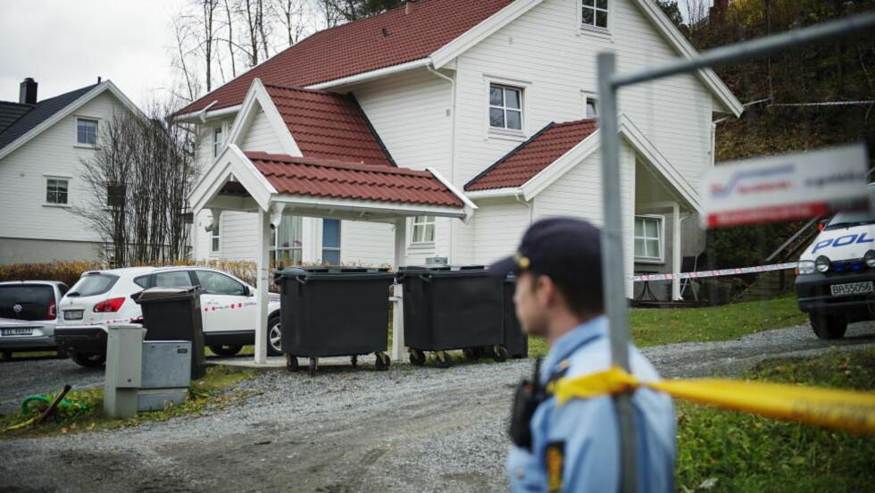 DREPT: Den kvinnelige sosionomen ble drept i går. Den 15 år gamle jenta erkjenner skyld. Foto: Benjamin A. Ward / Dagbladet