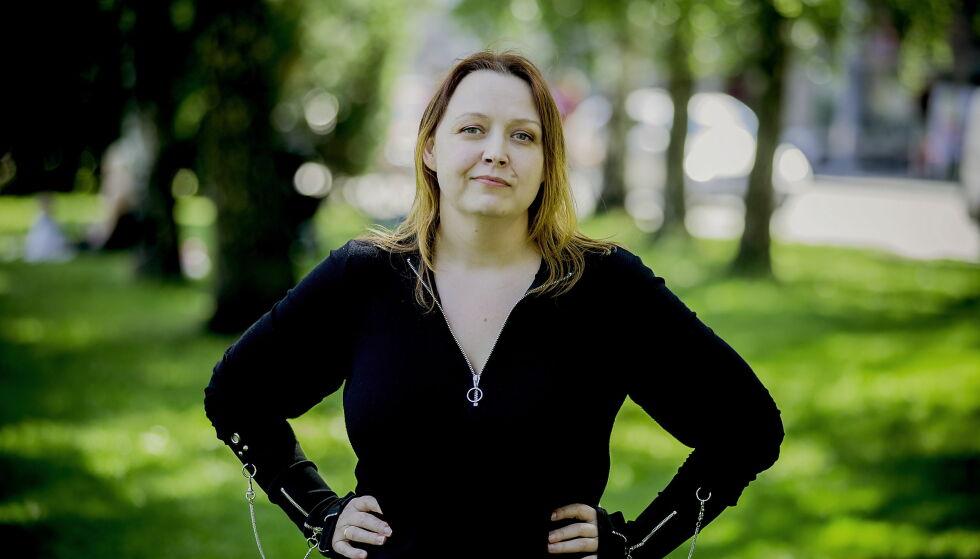 TILBAKE: Siri Pettersens første bok etter den populære «Ravneringene»-trilogien er for litt yngre barn. Foto: Bjørn Langsem