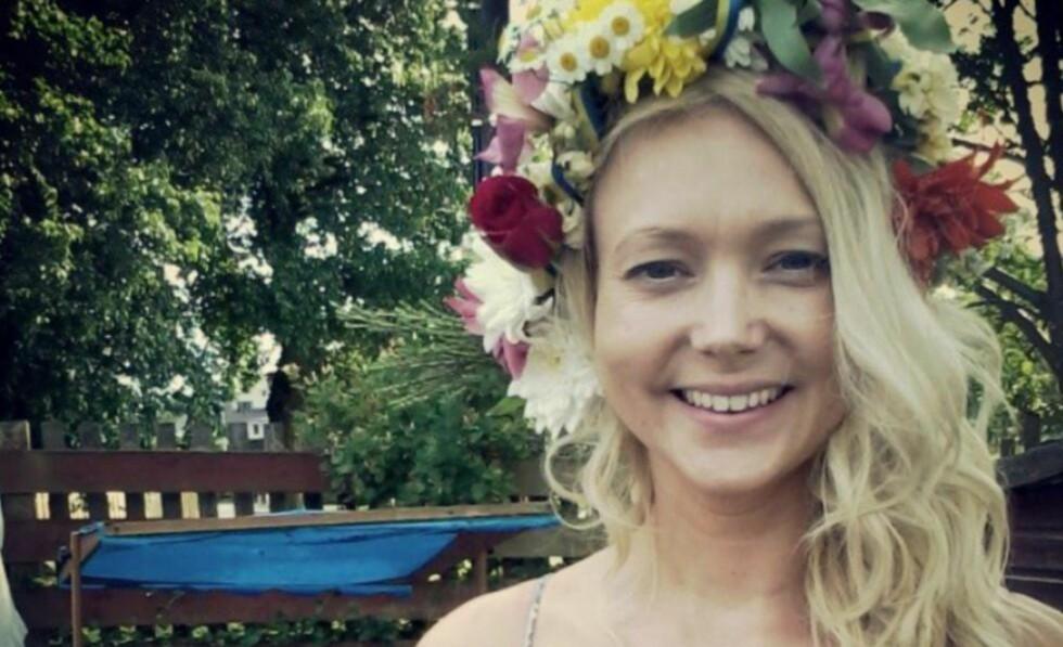 REVET BORT: Det var Anna Kristin Gillebo Backlund (30) som ble drept på barnevernsinstitusjonen Små Enheter i Asker i går. Foto: Privat