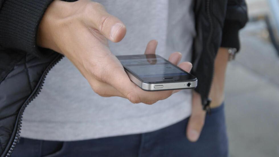 IKKE NETT? Fortvil ikke, det finnes apper for slikt. Foto: ALL OVER PRESS
