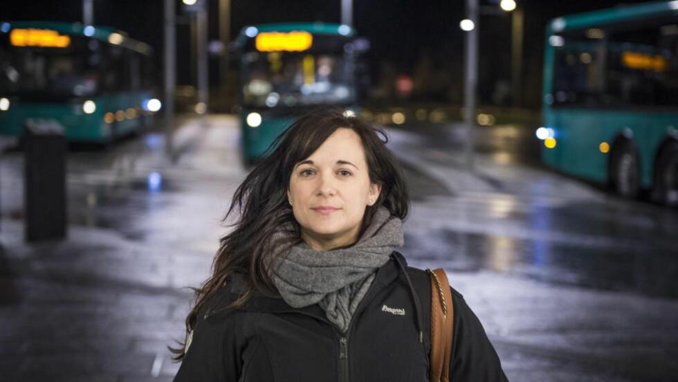 - BØR SKAPE DEBATT: Sonia Muñoz Llort har aldri ønsket å tilhøre den katolske kirka i Norge, men ble innmeldt i 2005 uten at hun var klar over det. Hun håper praksisen som er avdekket i Oslo katolske bispedømme skaper debatt om trossamfunn i det hele tatt burde få statsstøtte.  Foto: Lars Eivind Bones / Dagbladet