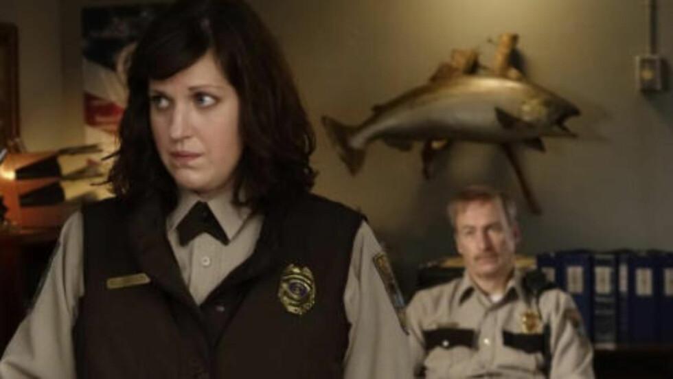 HOLDT IKKE DISTANSEN?: Sisteepisoden av «Fargo» fikk ikke like unison ros som de første episodene. FOTO: PROMO
