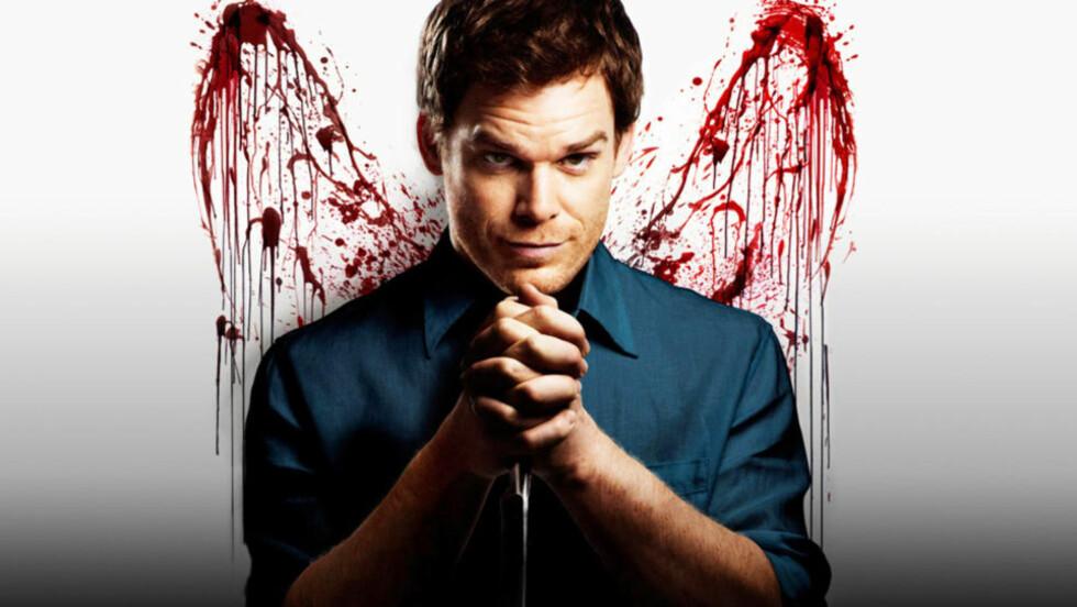 TRAGIKOMISK DEXTER: «Dexter» hadde både opp- og nedturer gjennom åtte sesonger. Tv-kritikerne var dog skjønt enige om at siste episode var et lavmål i seriens historie. FOTO: PROMO