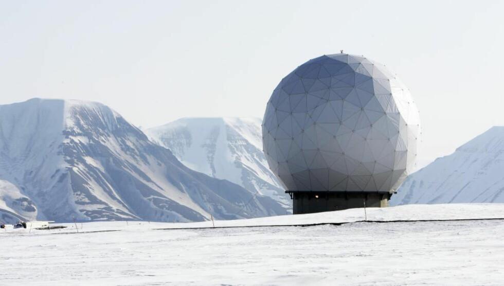 NETTHAVN: - Den digitale Svalbard-traktaten kan bli til norsk utenrikspolitikk liksom den fysiske Svalbard-traktaten er det. Foto: NTB Scanpix / Tor Richardsen