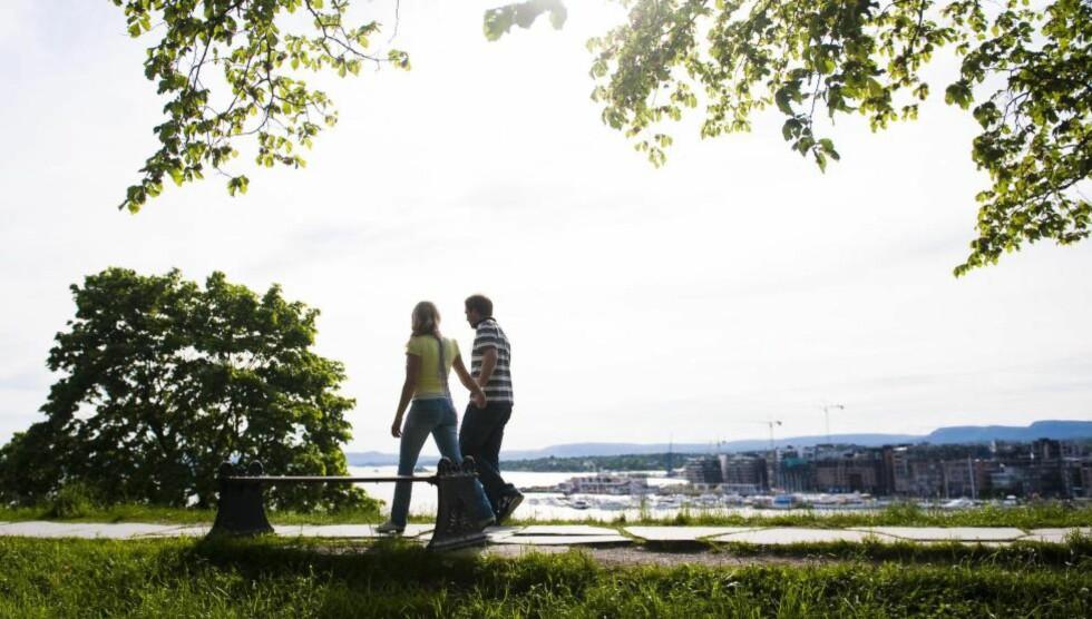 HVIS, HVIS, HVIS:  Hjelpen er lenger unna på sommeren, skriver artikkelforfatteren. Foto: Håkon Eikesdal