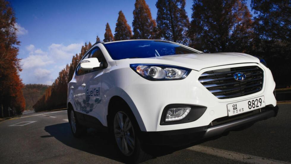 REDUSERER: Hyundai senker garantitida fra sju til fem år. Foto: HYUNDAI