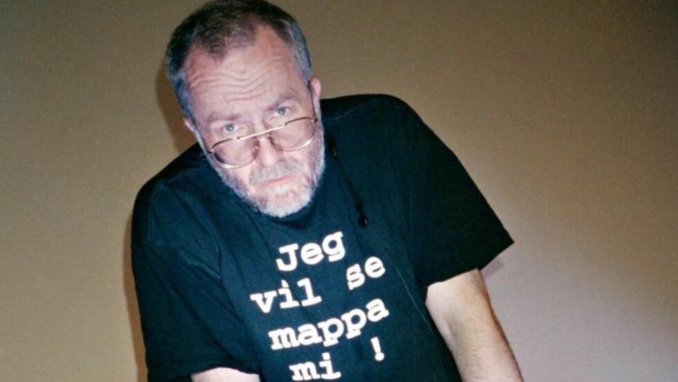 TRON ØGRIM:  Han ville fylt 67 år i dag. To biografier om den avdøde ML-guruen er på gang. Foto: Anders Grønneberg