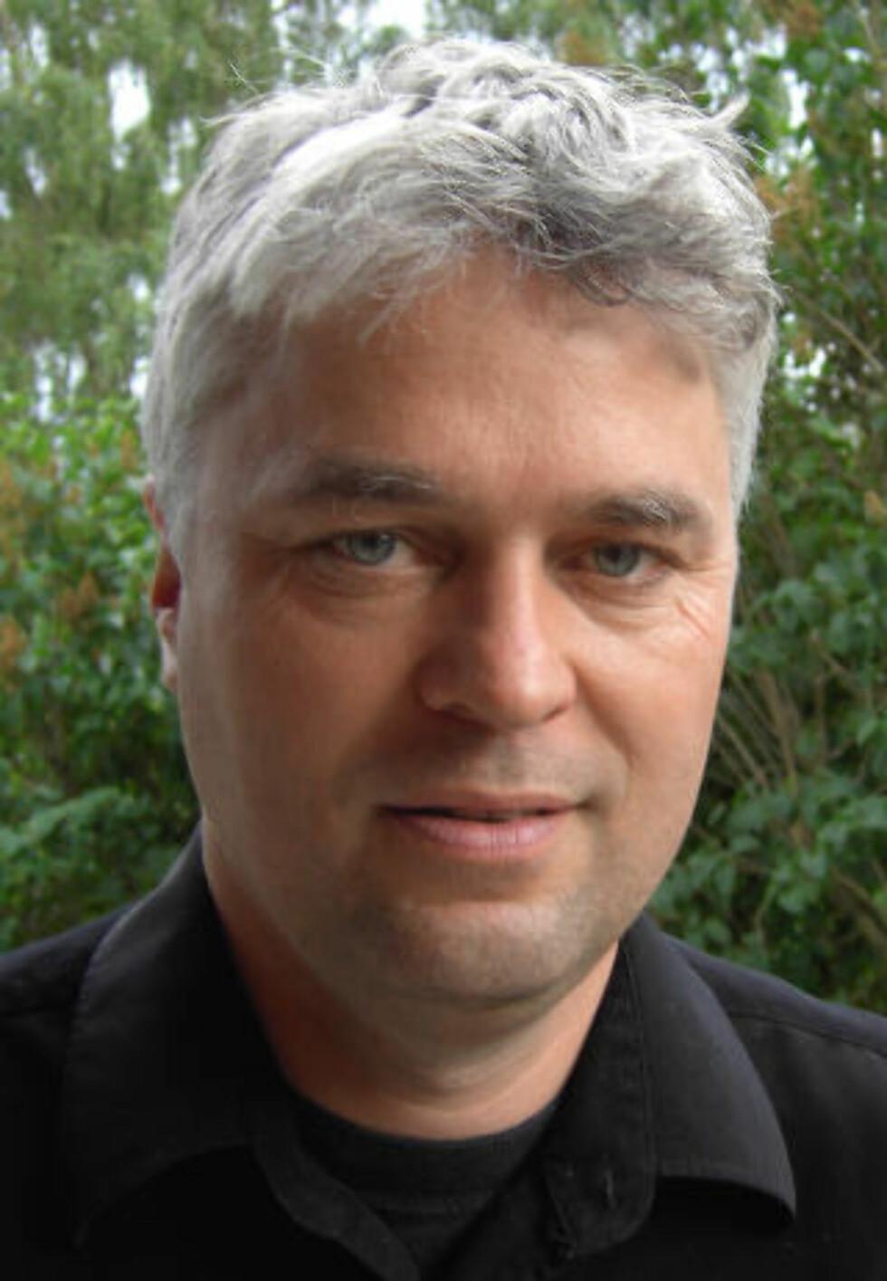 EKSPERT: Dag Henrik Tuastad er forsker ved Sente for islam- og Midtøsten-studier. Han er usikker på hva Israel vil få ut av en militær aksjon mot Palestina. Foto: Universitetet i Oslo