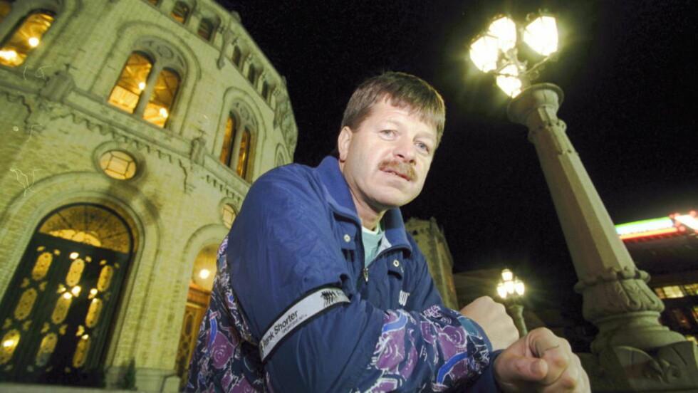 NEI TIL ERNA: KrF-veteran Odd Anders With mener partiet må gjøre noe for å vinne velgere igjen.