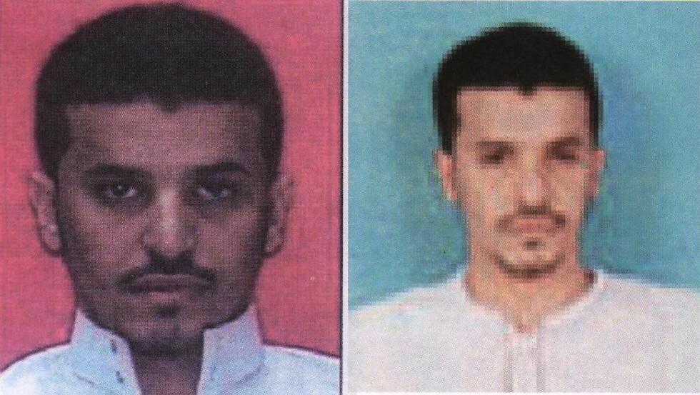 FRYKTET: Denne mannen, al-Qaida-kjemikeren Ibrahim Hassan Tali al-Asiri, var årsaken til at sikkerheten i går ble skjerpet på europeiske flyplasser - etter ordre fra USA. Foto: AFP / NTB scanpix