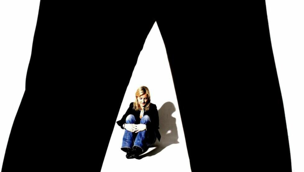 LITE RISIKOVILLIGE? Kvinner har fått rykte som trygghetssøkende. Foto: Ole Ch. Thomassen