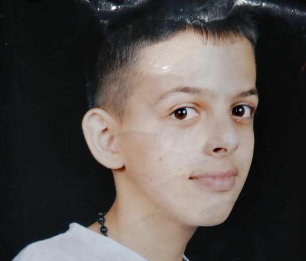 DREPT PÅ ONSDAG:  Det er ennå ikke bekreftet om det var hevn som var årsaken til drapet på 16 år gamle Mohammed Abu Khudair, men drapet har blitt tolket som et hevndrap og ført til opptøyer i Jerusalem. Foto: Privat / AFP / NTB Scanpix
