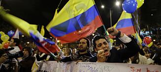 For colombianerne er det ikke vesentlig om volden kalles «krig» eller «kriminalitet»