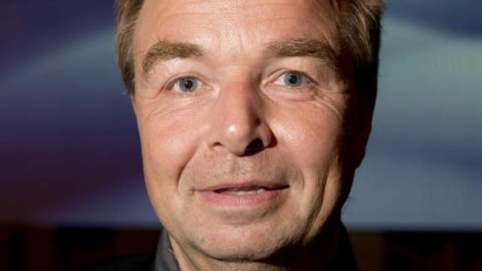 EKSPERT: Lars Tjærnås er VM-ekspert på NRK. Foto: Terje Bendiksby / NTB scanpix