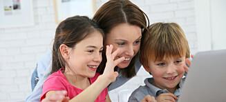 Ansiktet til barnet ditt er kanskje det minst interessante på nettet