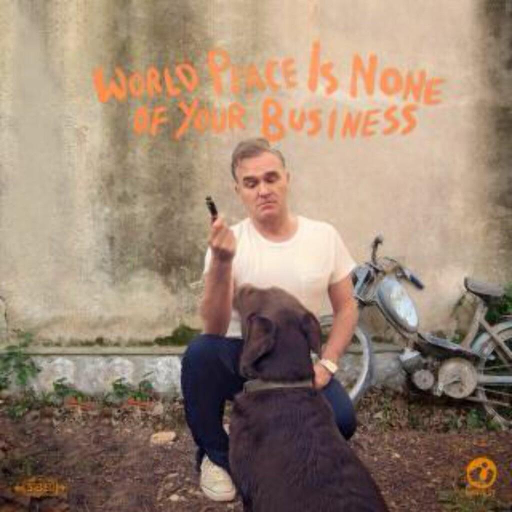 Endelig - 12 grunner til ikke å bli forbanna på Morrissey