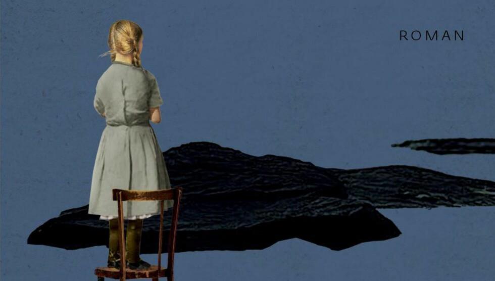 VED VANN:   Utsnitt av omslaget til Roy Jacobsens «De Usynlige». (Cappelen Damm).