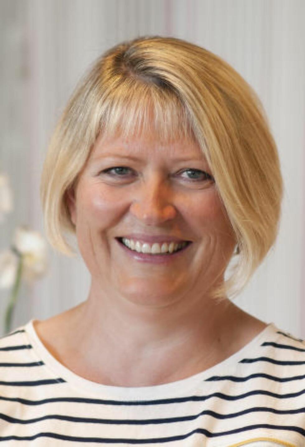 - LIKHET FOR LOVEN:  Plan og utbyggingsjef Berit Karin Rystad. Foto: Privat.