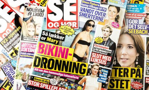Millionbot i rettssaken mot danske Se og Hør