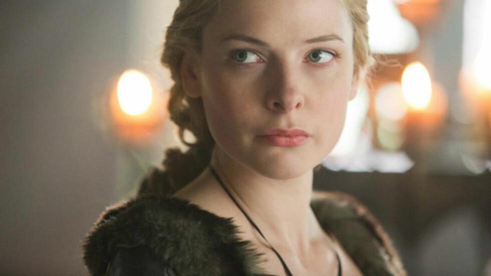 SIKTER MOT STJERNENE: Svenske Rebecca Ferguson er i ferd med å skape seg et navn i Hollywood. Hun har fått den kvinnelige hovedrollen i Tom Cruise-filmen «Mission: Impossible 5». Her fra BBC-serien «The White Queen».