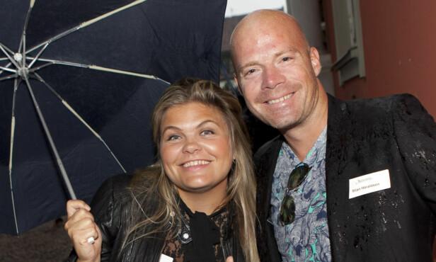 TIDLIGERE KOLLEGER: Tinna Gudmundsdottir og Stian Haraldsen har begge jobbet i Dagbladet. Nå er Tinna i DN, mens Stian forfatterdebuterer i høst med bok om håndballjentene.