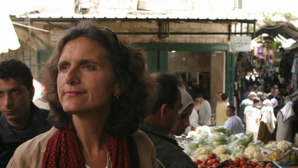 KONTROVERSIELL: Sissel Wold har fått mange hatmeldinger og mange støttemeldinger for sin journalistikk fra Israel og Palestina. Foto: Line Fransson