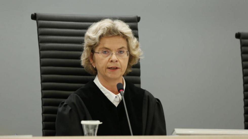 DOMMER I HØYESTERETT: Wenche Elisabeth Arntzen ble i sommer utnevnt som ny dommer i Høyesterett. Foto: Cornelius Poppe / NTB scanpix