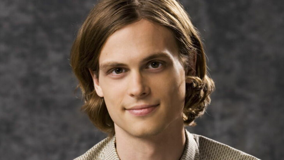 HAR ASPERGERS-TREKK:  Dr. Spencer Reid (Matthew Gray Gubler) i «Criminal Minds». Foto: Stella Pictures