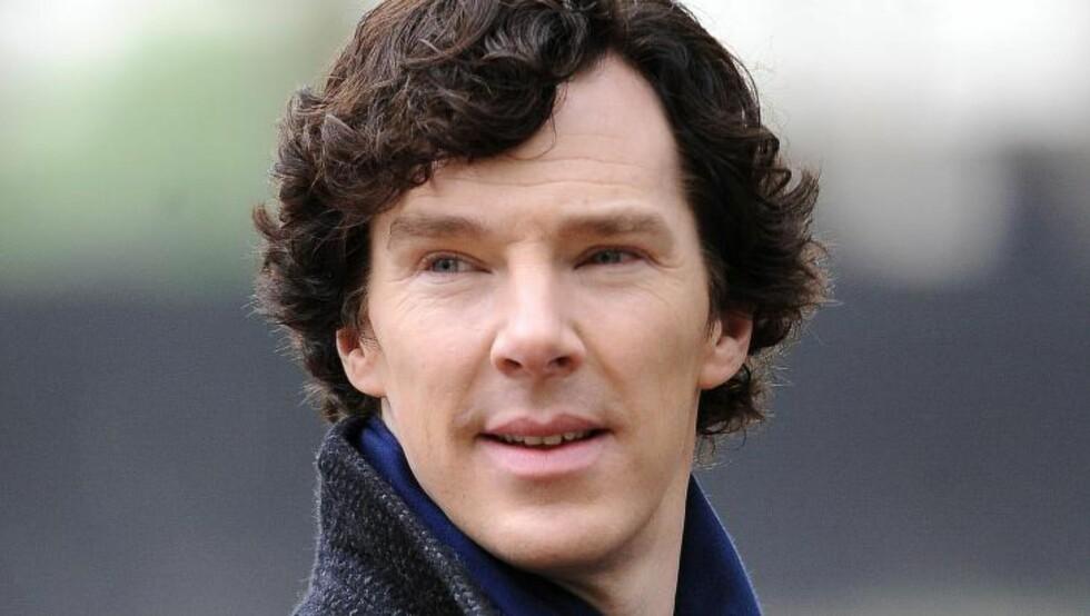 HAR ASPERGERS-TREKK:  Sherlock Holmes (Benedict Cumberbatch) i «Sherlock». Foto: Stella Pictures