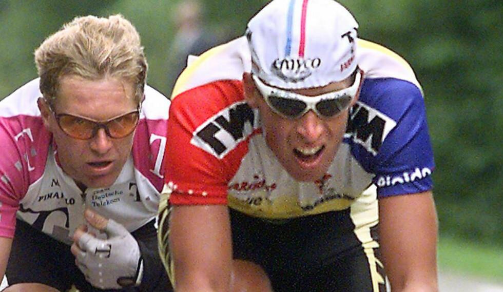 INNRØMMER: Bart Voskamp innrømmer at han dopet seg i ni år. Han har syklet fem Tour de France før han la opp i 2005. Foto: NTB Scanpix