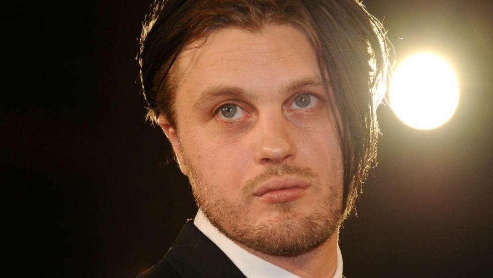 USIKKER FRAMTID: Michael Pitt (33) spilte rollen som Mason Verger i «Hannibal». Nå håper han på å få være med i tredje sesong. Foto: Stella Pictures