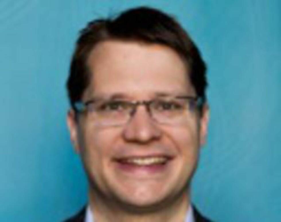 UANSVARLIG: Nicholas Marsh ved Prio mener handelen har vært uansvarlig. Foto: Prio
