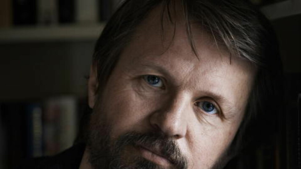 NUMMER TO: Tom Egeland. Foto: Jørn H. Moen / Dagbladet