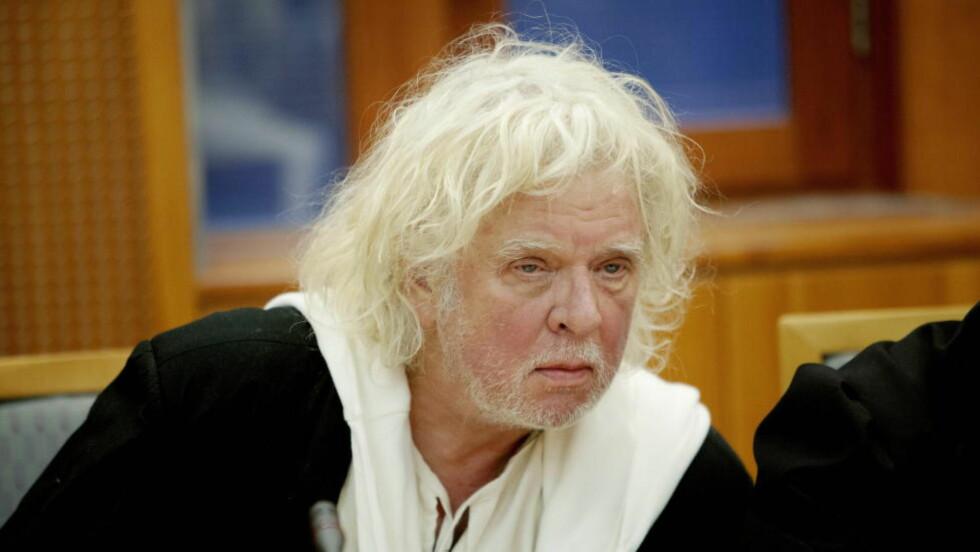 UENIG I DOMMEN: Odd Nerdrum anker dommen på ett år og åtte måneders fengsel. Foto: Torbjørn Katborg Grønning / Dagbladet