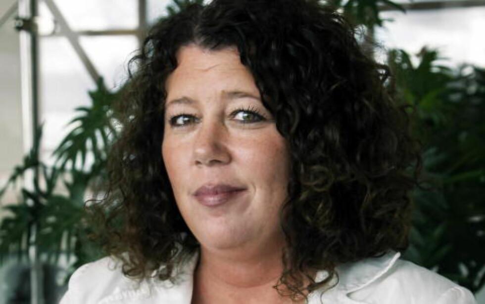 ADVARER: Kristin Oudmayer, fagansvarlig i Unicef Norge, mener at barn er svært vare for forandringer i foreldrenes personlighet. Foto: Steinar Buholm / Dagbladet.