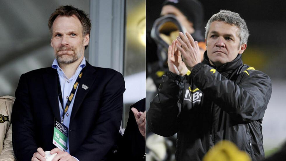 NYTT TEAM: Adressa hevder Erik Hoftun blir assistenttrener under Kåre Ingebrigtsen resten av sesongen. Foto: NTB Scanpix