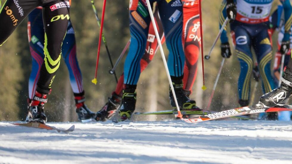 UTESTENGT: Den litauiske skiskytteren Karolis Zlatkauskas er utestengt i to år etter at han testet positivt på EPO i fjor. Foto: NTB Scanpix