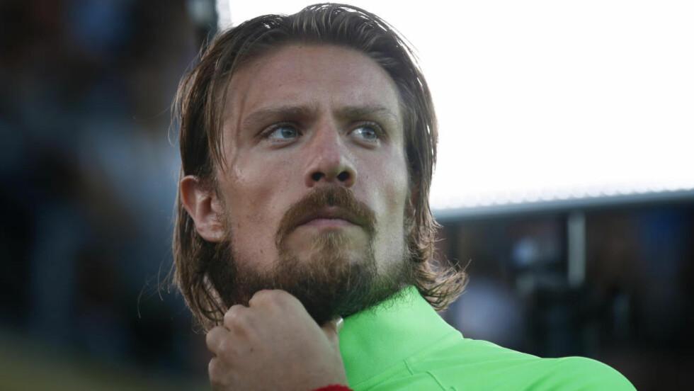 AVSLUTTER SESONGEN: Andreas Thorkildsen avslutter sesongen umiddelbart. Det er på grunn av problemer med hofta som ikke lar seg finne ut av.  Foto: Heiko Junge / NTB scanpix