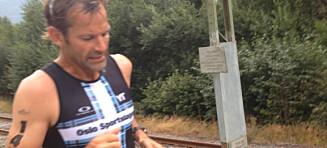 Jon Almaas i et av verdens hardeste triatlon: - Jeg synes kilometerne går sakte