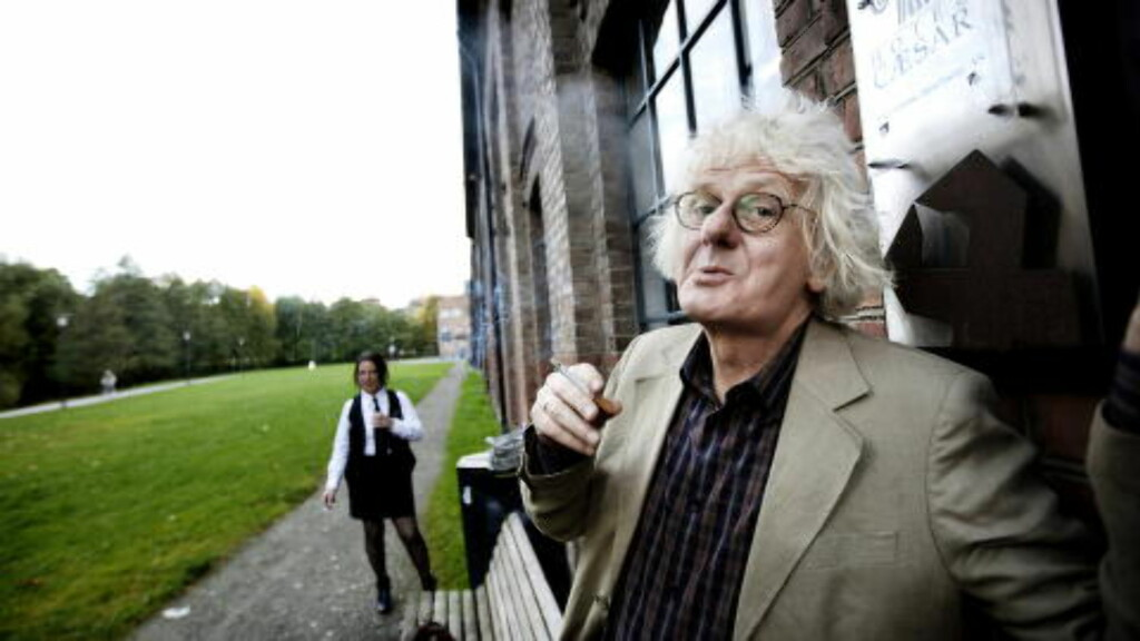 KRITISERTE LOVENDRING: Per Inge Torkelsen mener samfunnet gjør alt de kan for å hjelpe folk som sliter - men ikke røykerne. Foto: CHristian Roth Christensen / Dagbladet