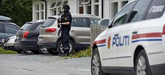 Leter etter mann i 30-årene etter skyteepisode i Klæbu