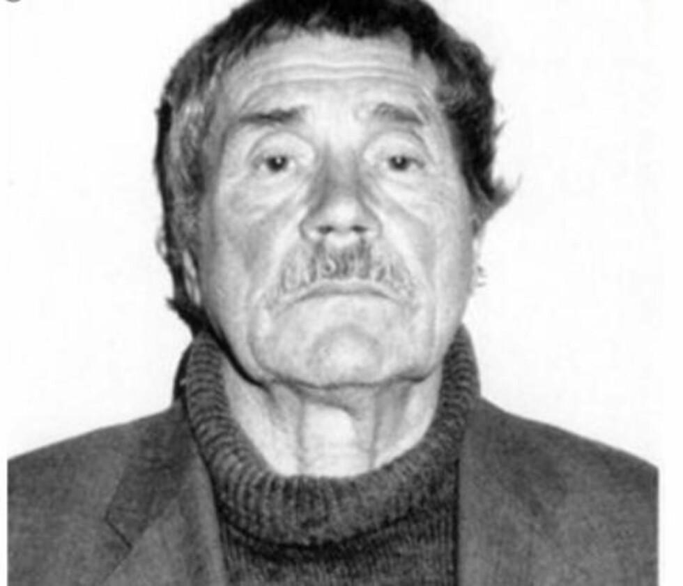 KOPIERTE OG SMUGLET: Den tidligere KGB-sjefarkivaren Vasilij Mitrokhin kopierte og smuglet ut topphemmelige KGB-dokumenter i 12 år, før han til slutt smuglet de ut av Russland og til England. Foto: Privat