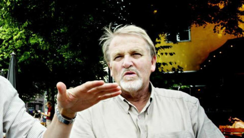 SAMMENLIGNER IS OG NAZISMEN: Professor Bernt Hagtvet. Arkivfoto. Nina Hansen / Dagbladet