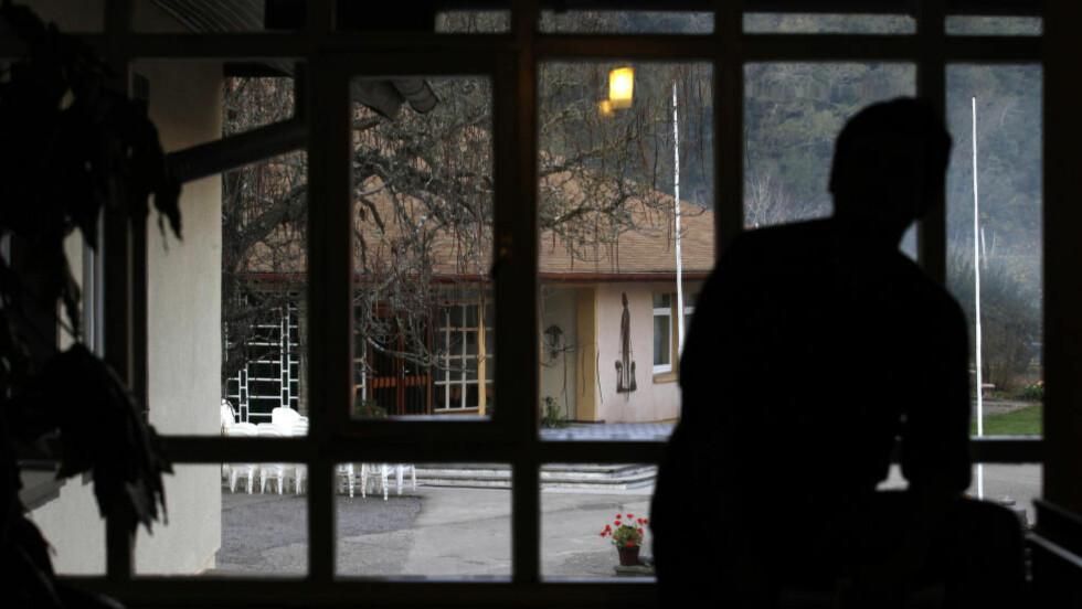 FREIHAUS: Utsikt til huset hvor lederen i Colonia Dignidad, Paul Schäfer, bodde. Antropolog Marcela Douglas var den første forskeren som slapp inn i det lukkede samfunnet der det foregikk seksuelle overgrep, tortur og sosial atskillelse. Foto: IVAN ALVARADO / NTB SCANPIX