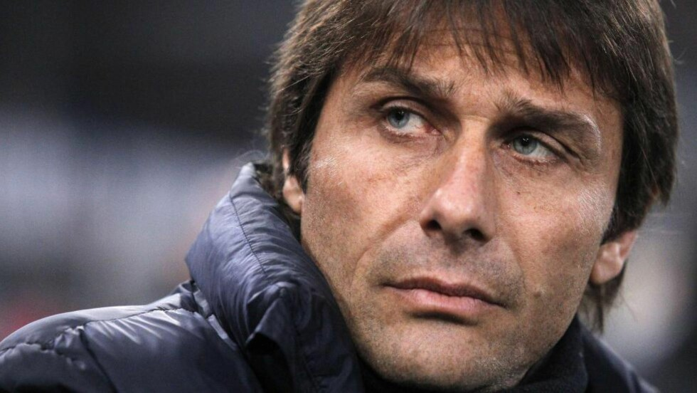 ITALIENSK LANDSLAGSSJEF: Antonio Conte er Italias nye landslagssjef, det kunngjorde det italienske fotballforbundet torsdag. Foto: AFP PHOTO / MARCO BERTORELLO
